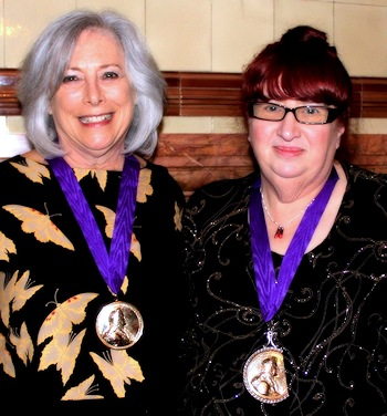 Image of Valerie Jackson-Harris and Nancy Rosin