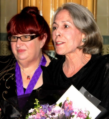 Image of Valerie Jackson-Harris and Sally de Beaumont